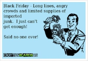 What Are the Best Black Friday E-Cards?