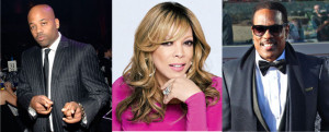 AIQ…Damon Dash, Wendy Williams, Charlie Wilson & more…