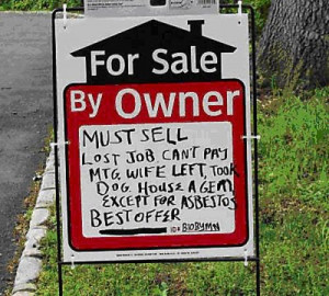 Funny For Sale Signs | Hilarious For Sale Sign Pics
