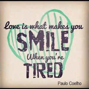 love, paulo coelho, quotes