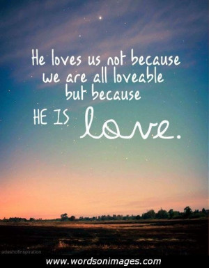 Christian Inspirational Quotes on Love Christian Love Quotes