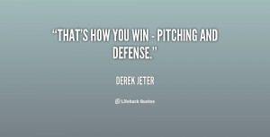 Pitcher Baseball Quotes Inspirational