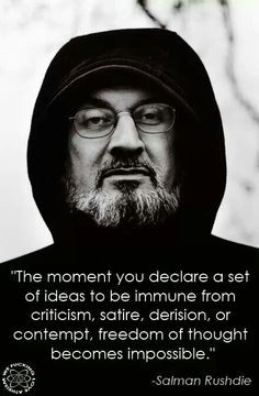 Salman Rushdie More