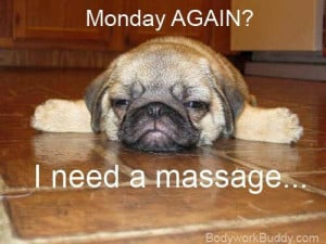 Where do I find an RMT Massage Therapy appointment on Mondays in ...