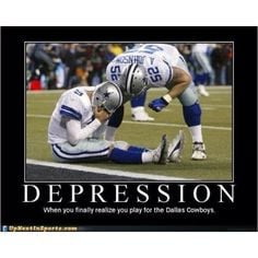 ... going to the super bowl because Dallas Cowboys is a really great team