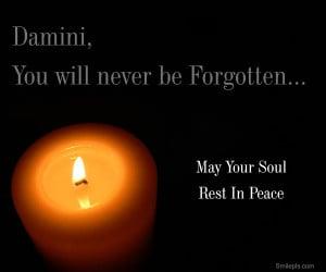 Our Tribute To The Delhi Victim, Damini