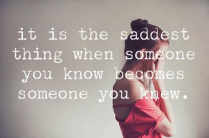 ... Quotes, Sadness Quotes Friends, Saddest Things, True Stories