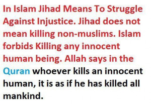 To all stop killing the innocent.