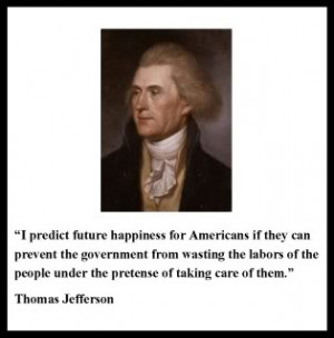 Jefferson Thoma Founding Fathers Quotes
