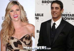 Is Aaron Rodgers dating Erin Andrews? Well that's what headlines have ...