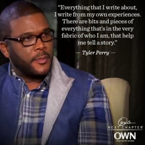 Tyler Perry Quotes