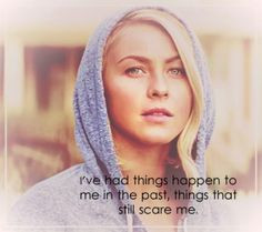 Safe Haven Movie quote (: More