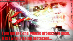 Erza Scarlet quote in the