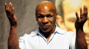 Mike Tyson's Face (Tattoo)