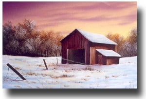 Old Barn Scenes. Gifts For The Man Gardener. View Original . [Updated ...