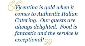 VICENTINA CATERING