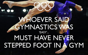 Cool Gymnastics Pictures Whoever said gymnastics was '