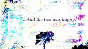 The Giving Tree – Shel Silverstein motivational inspirational love ...