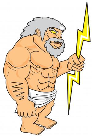about zeus the greek god