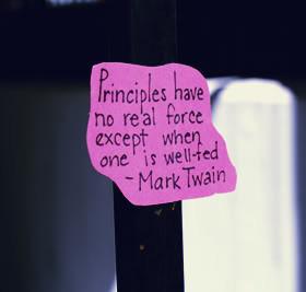 Principles Quotes & Sayings