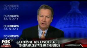 ... Gov. John Kasich Criticizes Obama Tax Plan With Phony Lincoln Quote