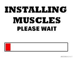Can you build muscle in a week quotes - Google Search