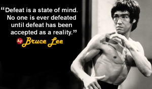 influential philosophies from Bruce Lee