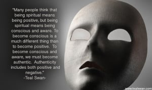 authenticity mask quote