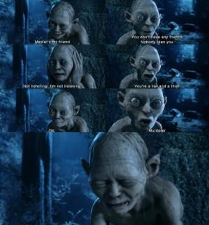 Gollum Precious