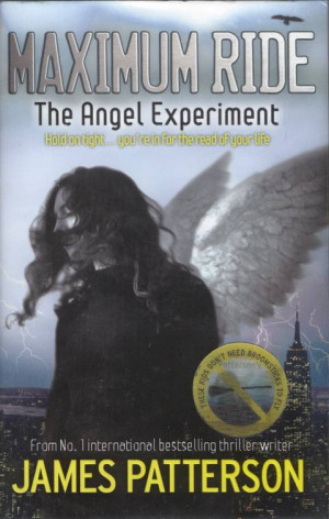 maximum ride the angel experiment Review of the book 'maximum ride: the angel experiment' by james patterson: six bird kids on the run from the science lab/prison/school where they were created as an experiment.