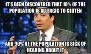 ... gluten free? Take Your Gluten Free Hair Cut Gluten-Free Food Gluten
