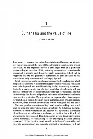 abstract euthanasia Euthanasia research paper euthanasia is one of society's most widely and fiercely debated moral issues no one is able to determine the significance of one's life and the quality a person should live.