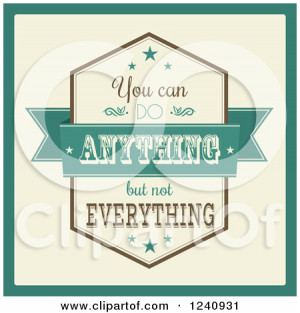 Royalty-Free (RF) Illustrations & Clipart of Quotes #2