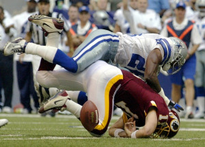 Former Dallas Cowboy Darren Woodson: We had a pay-for-hits system