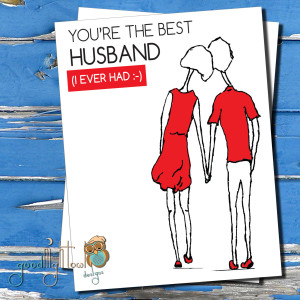 Cute Husband And Wife Quotes Funny, husband & wife card