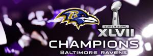 Baltimore Ravens 2012: Super Bowl XLVII Champions