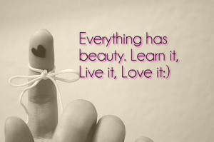 Finding Myself Quotes Quotes about finding beauty