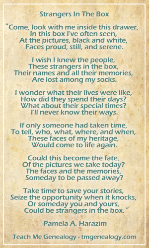 Ancestor Poems And Quotes. QuotesGram