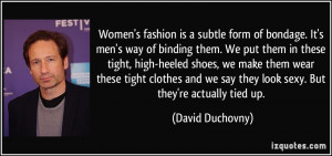 More David Duchovny Quotes