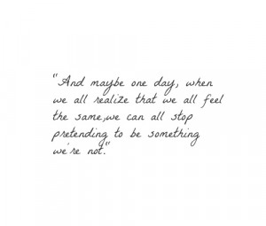 Girl Online quote by Zoe Sugg on We Heart It .