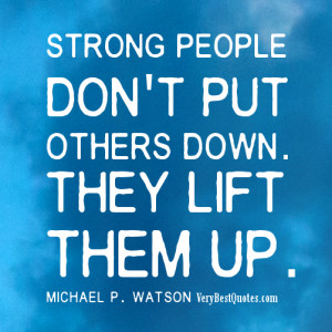 picture quotes about strong people