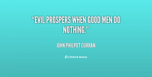 Quote Nothing Evil Good