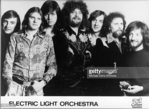 news photo jeff lynne and kelly groucutt of electric light