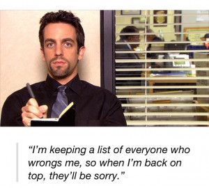 The Office- B.J. Novak