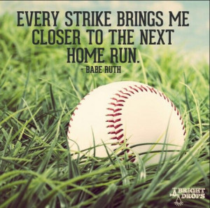 Babe ruth quotes (Photo via Google)