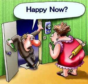 Husband Wife Funny Pics, Story, Jokes, Story, Hilarious, Humorous ...