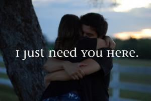 boy, couple, cute, girl, hug, i love you, love, need, need you