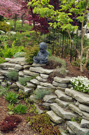 Life philosophies based on gardening