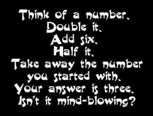 number funny pictures