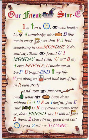Friendship Quotes Graphic